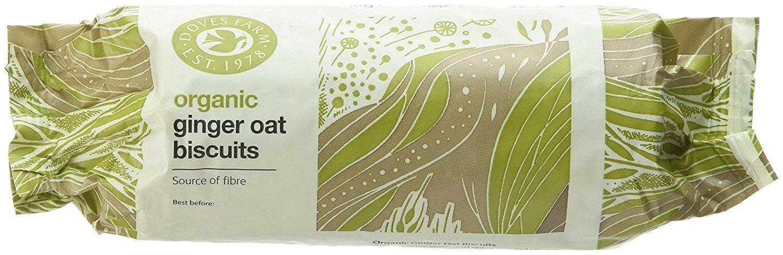 Galletas de Avena con Jengibre de Doves Farm, 200gr: Amazon.es: Alimentación y bebidas