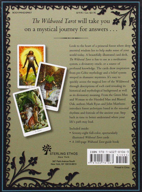 The Wildwood Tarot: Wherein Wisdom Resides With Booklet ...
