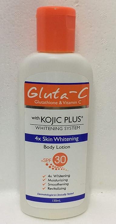 Gluta-C avec Kojic Plus + lotion 150ml