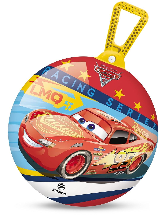 Mondo Disney Cars - Pelota para Saltar: Amazon.es: Juguetes y juegos