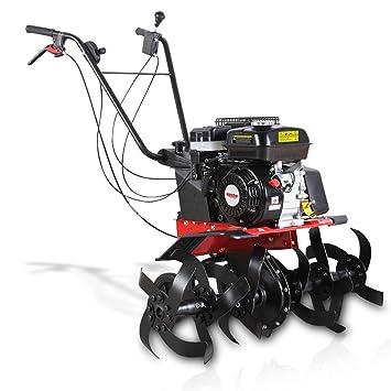 HECHT azada 795 Motor de gasolina de azada Cultivador: Amazon.es ...