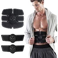 Cinturón de tonificación abdominal lzlrun tóner muscular Abs Trainer cuerpo adelgazar máquina de formación, Gimnasio de fitness y Home Fitness Aparato para hombres mujeres