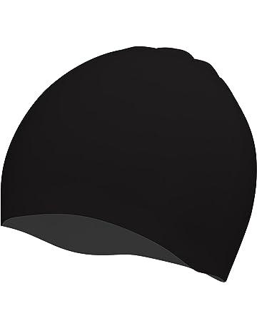 b251fb32cb2 Beemo Latex Swim Cap - Women Stylish Swimming Cap Great for Ladies