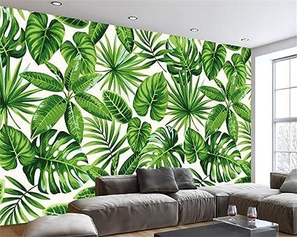 Carta Da Parati Foresta Tropicale : Jing dian carta da parati 3d wallpaper moderna foresta pluviale