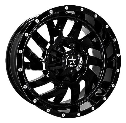 Amazon Com Rbp 65r Glock Gloss Black Wheel With Painted Finish 20