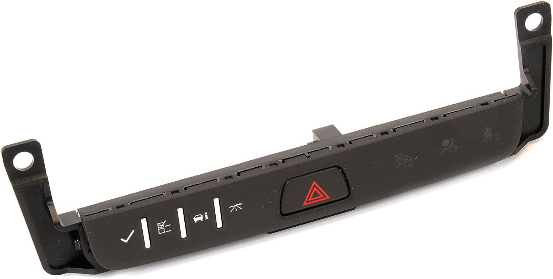 ACDelco 23369966 GM Original Equipment Black Hazard Warning Switch
