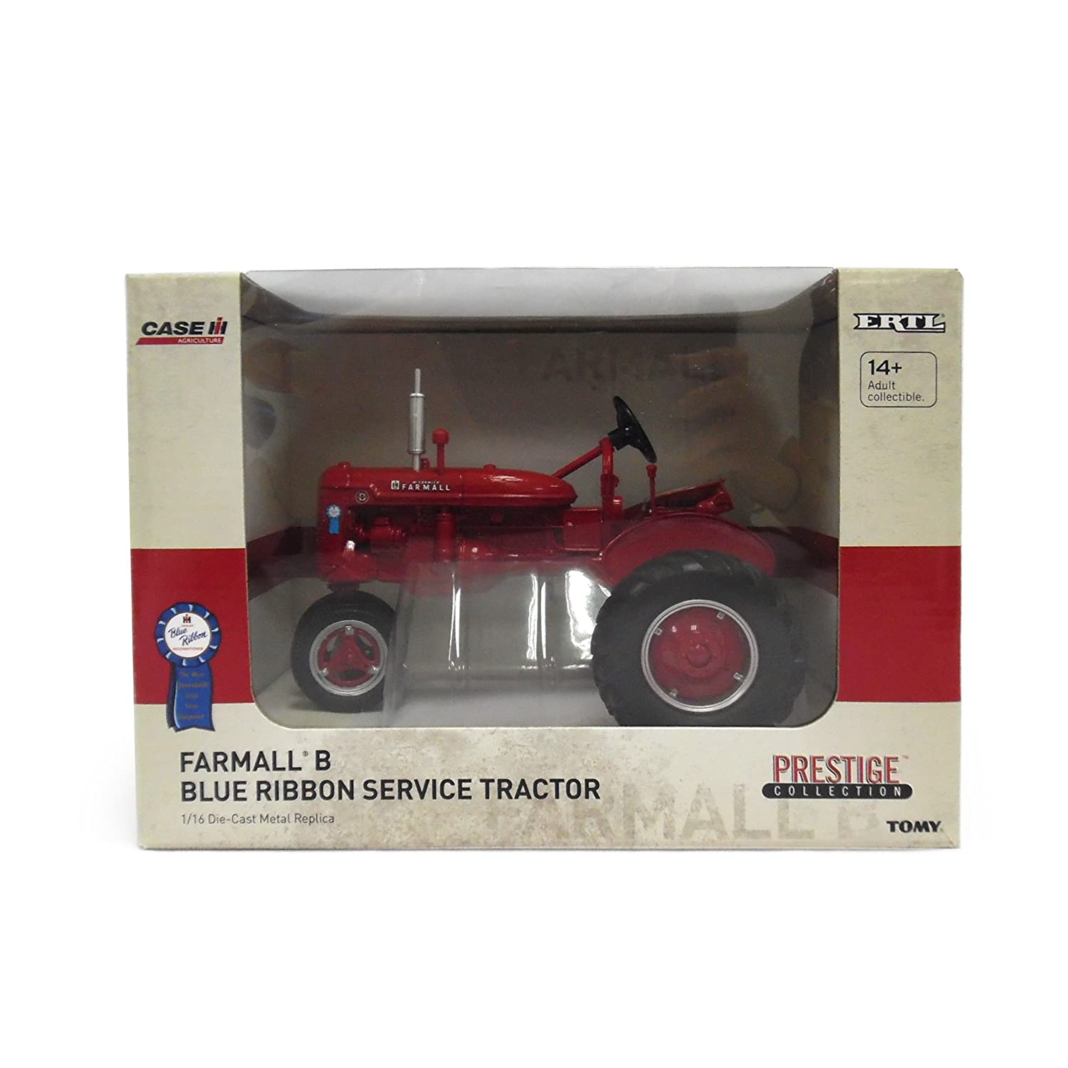 Farmall B Accessories Wiring Diagrams Md Diagram Amazon Com Ertl Tractor 1 16 Scale Toys Games Bn