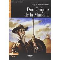 Don Quijote Mancha. Con CD Audio