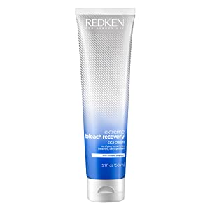 REDKEN Extreme Bleach Recovery Cica Cream | For Bleached Hair | Deeply Nourishing Leave-In Treatment Reduces Hair Breakage | With Cica