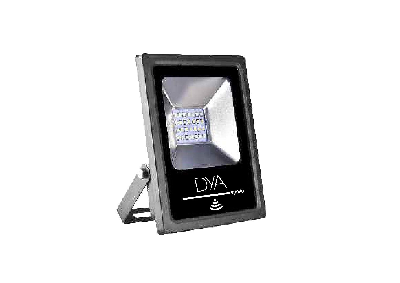 DYA - Foco de luz LED SMD 2835 de 20 W y luz natural de 4000 K con ...