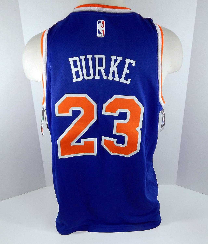Nike NBA SWINGMAN MENS BASKETBALL JERSEY NEW YORK KNICKS RJ BARRET ICON EDITION