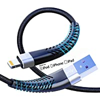 2-Pack Cabepow 6-Foot Lightning Cable