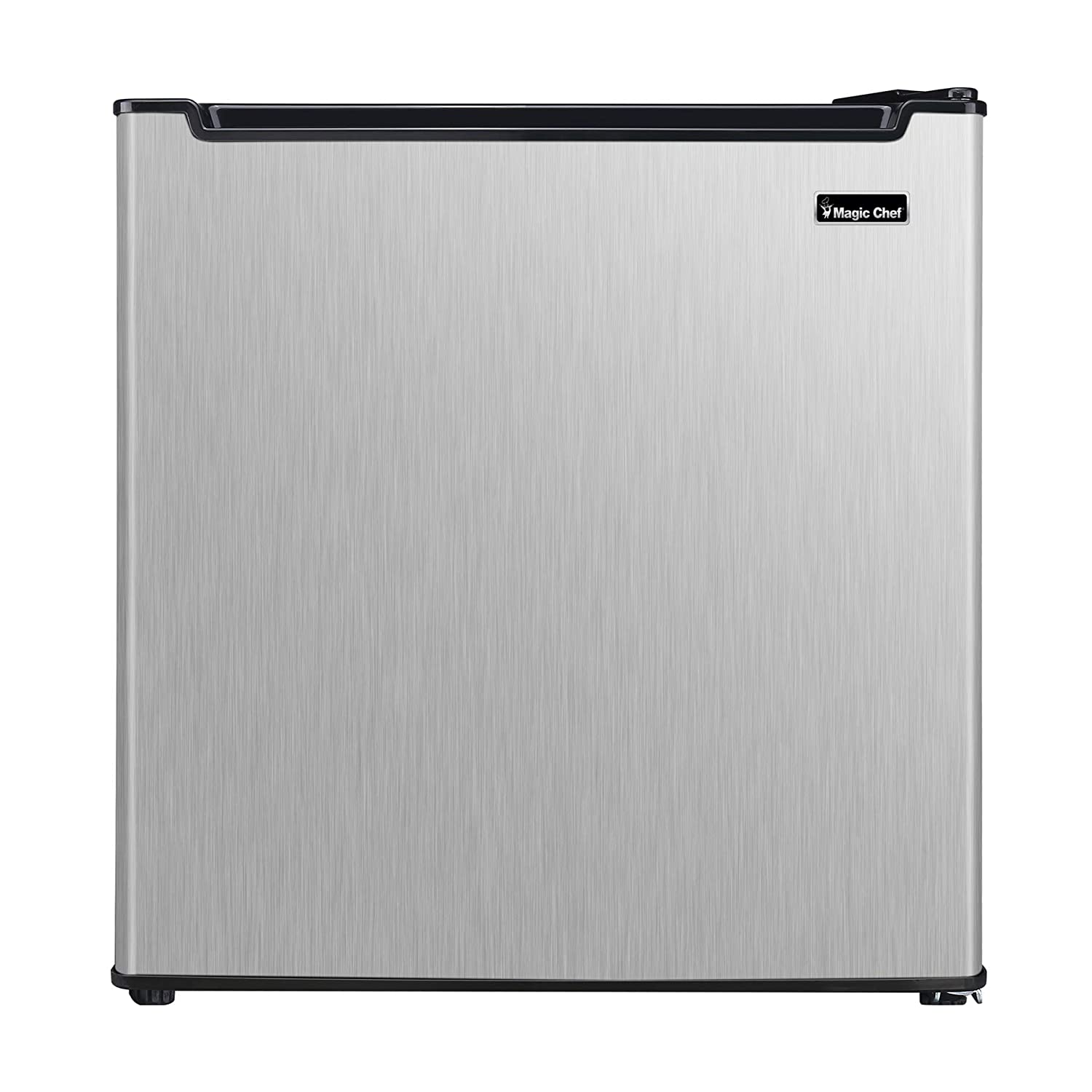 Energy Star 1.7 Cu. Ft. Mini All-Refrigerator with Stainless Door Magic Chef MCAR170STE