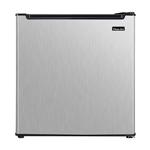 Magic Chef MCAR170STE - Congelador (Vertical, 48 L, Negro, Acero ...