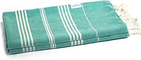 100/% organic cotton fast dry XL Beach Towel yoga pool best for travel Terry Beach Towel spa beach gym