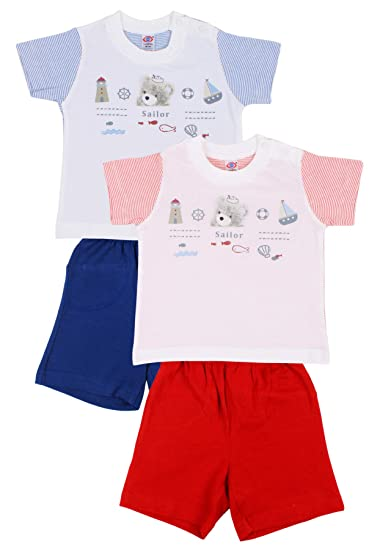 ca6b040251c8 Zero Baby Half Sleeves T-Shirt and Half Pant Set