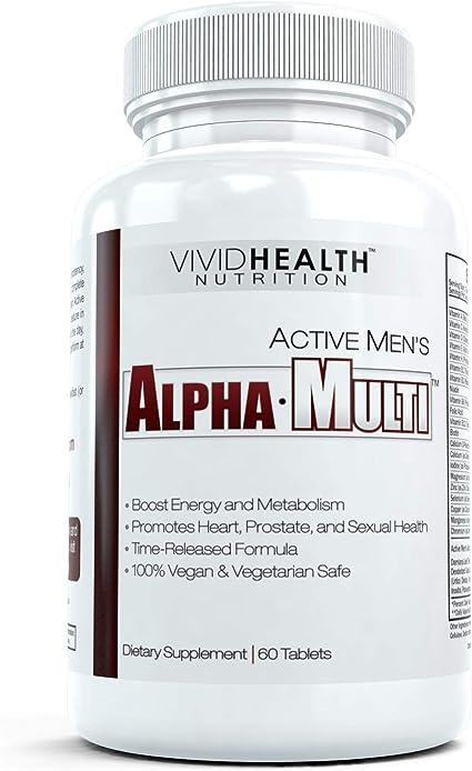 mejor multivitamínico aprobado por la FDA