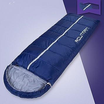 SUHAGN Saco de dormir Saco De Dormir Al Aire Libre En Invierno Y ...