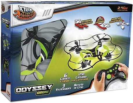 Opinión sobre World Brands Xtrem Raiders-Odissey Drone