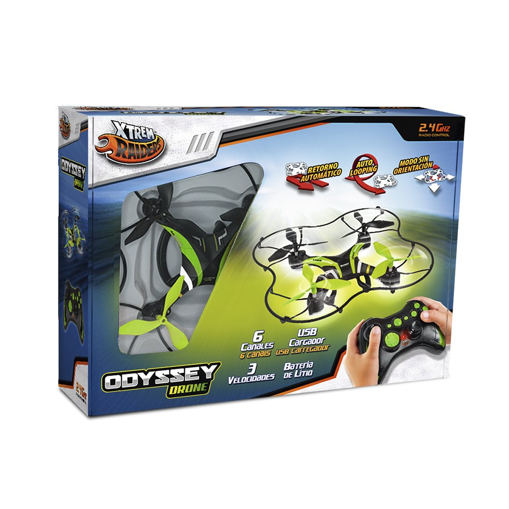 World Brands Xtrem Raiders-Odissey Drone