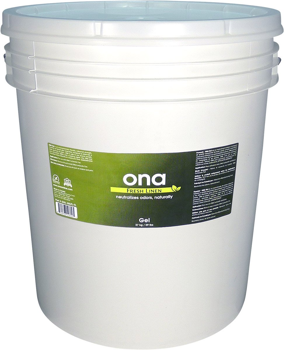 Ona Products ON10053 Gel for the Carbon Air System, 7.5 gallon