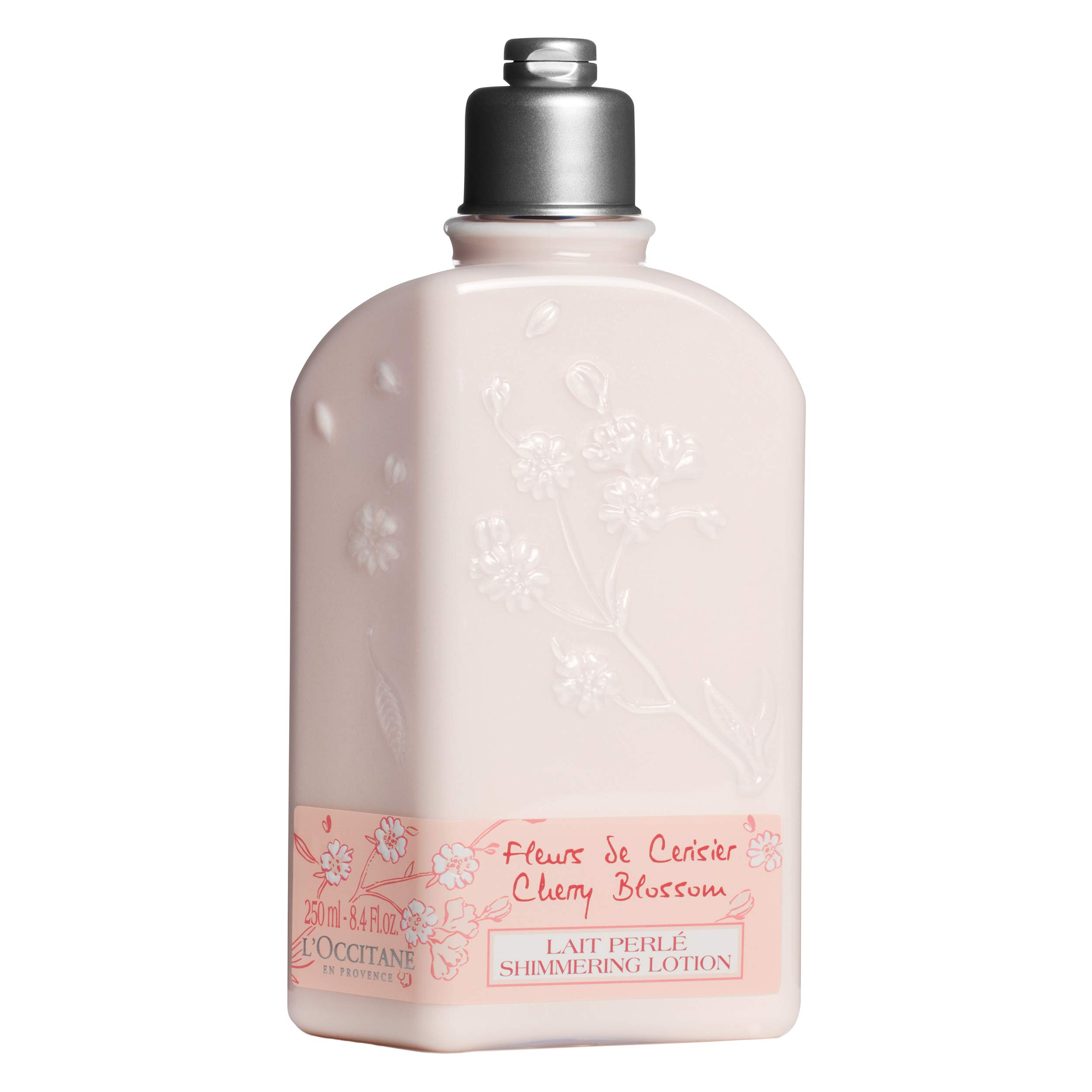 L'Occitane Cherry Blossom Body Lotion, 8.4 Fl Oz