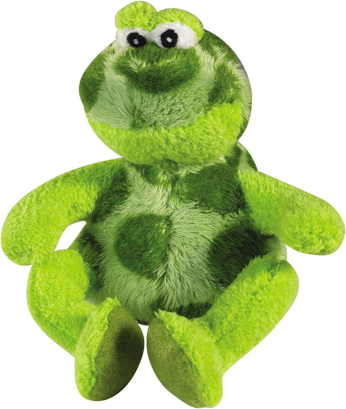 Zanies Plush Croaker Pet Toy