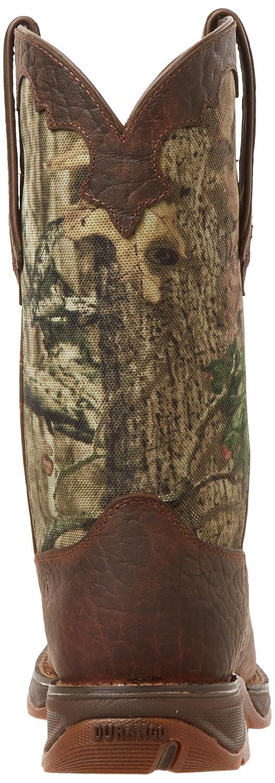 Durango Women's Lady Rebel RD4406 Western Boot B008R8YJLS 6.5 B(M) US Brown/Mobu Infinity