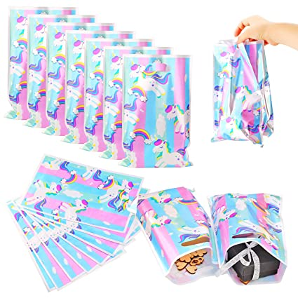 Amazon.com: WXJ13 - Bolsas de regalo de unicornio, 40 ...
