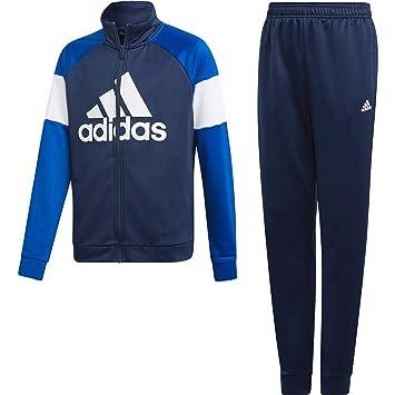 adidas Survêtement Junior Badge of Sport: Amazon.es: Deportes y ...