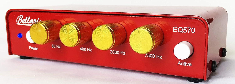 Bellari EQ570 Audio Equalizer