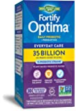 Nature's Way Once Daily Fortify Optima 14 Probiotic Strains True Potency 35 Billion CFU, 30 Vegetarian Capsules…