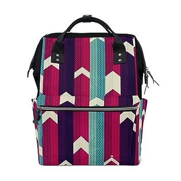 Amazon.com: vistyle multifunción mochila bolsa de pañales ...