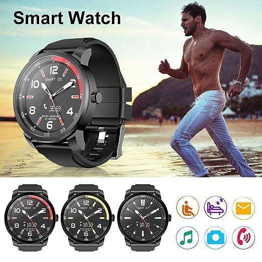 Bluetooth Smartwatch, H2 Reloj Impermeable a Prueba de Agua ...