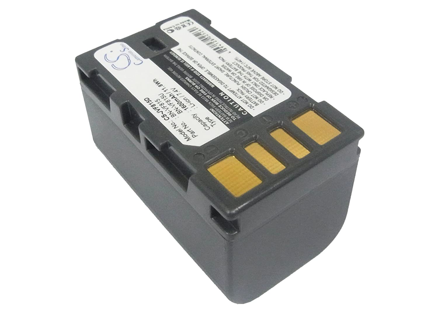Cameron Sino Rechargeble Battery for JVC gz-hm90   B01B5JKC7K