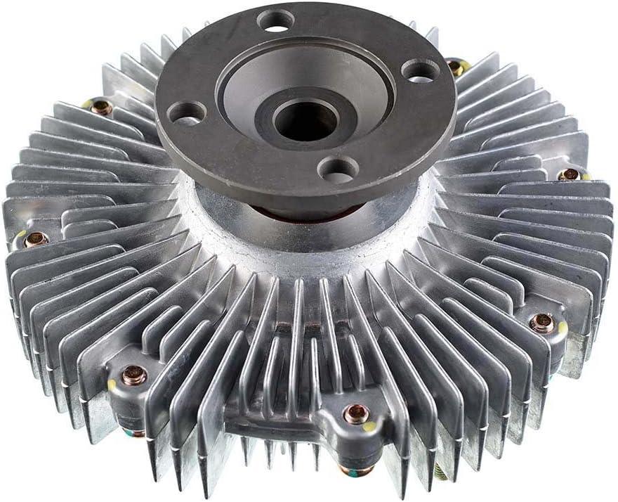 A-Premium Engine Cooling Fan Clutch Replacement for Honda Passport 1998-2002 Isuzu Amigo Axiom Rodeo Rodeo Sport
