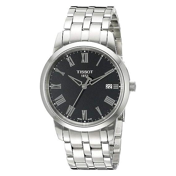 Tissot T033.410.11.053.01 758499239820 - Reloj para Hombres: Amazon.es: Relojes