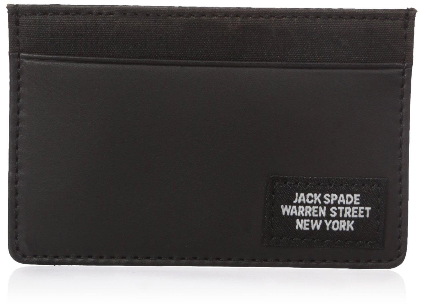 Jack Spade Men's Waxwear Credit Card Holder by Jack Spade (Image #1)