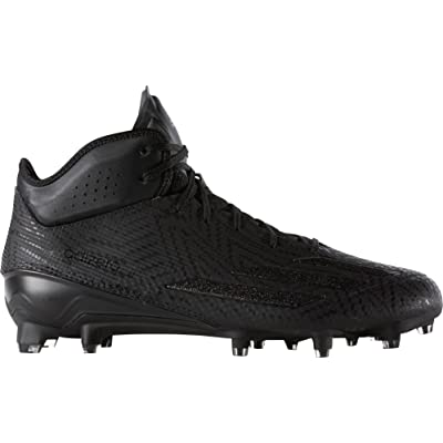 adidas Adizero 5-Star 5.0 Mid Mens Football Cleat | Tennis & Racquet Sports