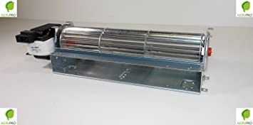 Agripro - Ventilador tangencial DN 60 (18 cm, motor izquierdo ...