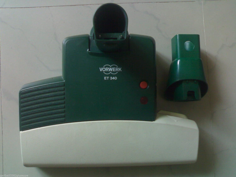 Vorwerk, ET340, aspirador de colchones, reciclado + adaptador: Amazon.es: Hogar