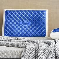 Sealy SealyChill Gel Memory Foam Bed Pillow