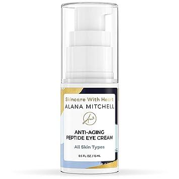 Amazon.com: Crema de ojos antienvejecimiento para círculos ...