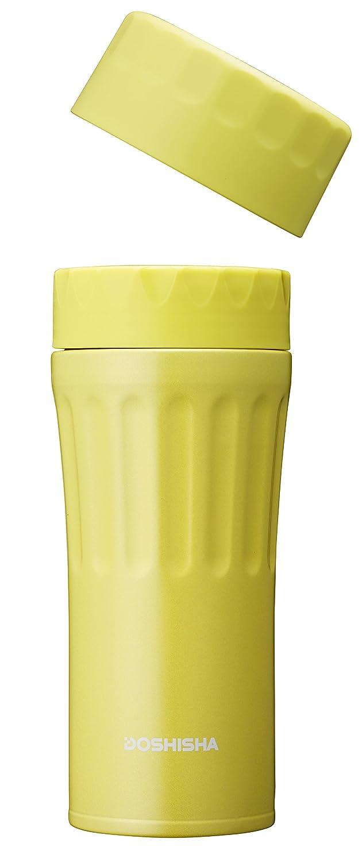 Mug dousisya - Botella de Agua para Perro (350 ML), Color Amarillo Doshisha DMCM350YE
