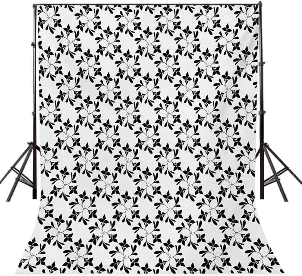 Strawberry 8x10 FT Backdrop Photographers,Hand Drawn Style Pattern with Exotic Summer Fruit Ripe Fresh Background for Baby Birthday Party Wedding Vinyl Studio Props Photography