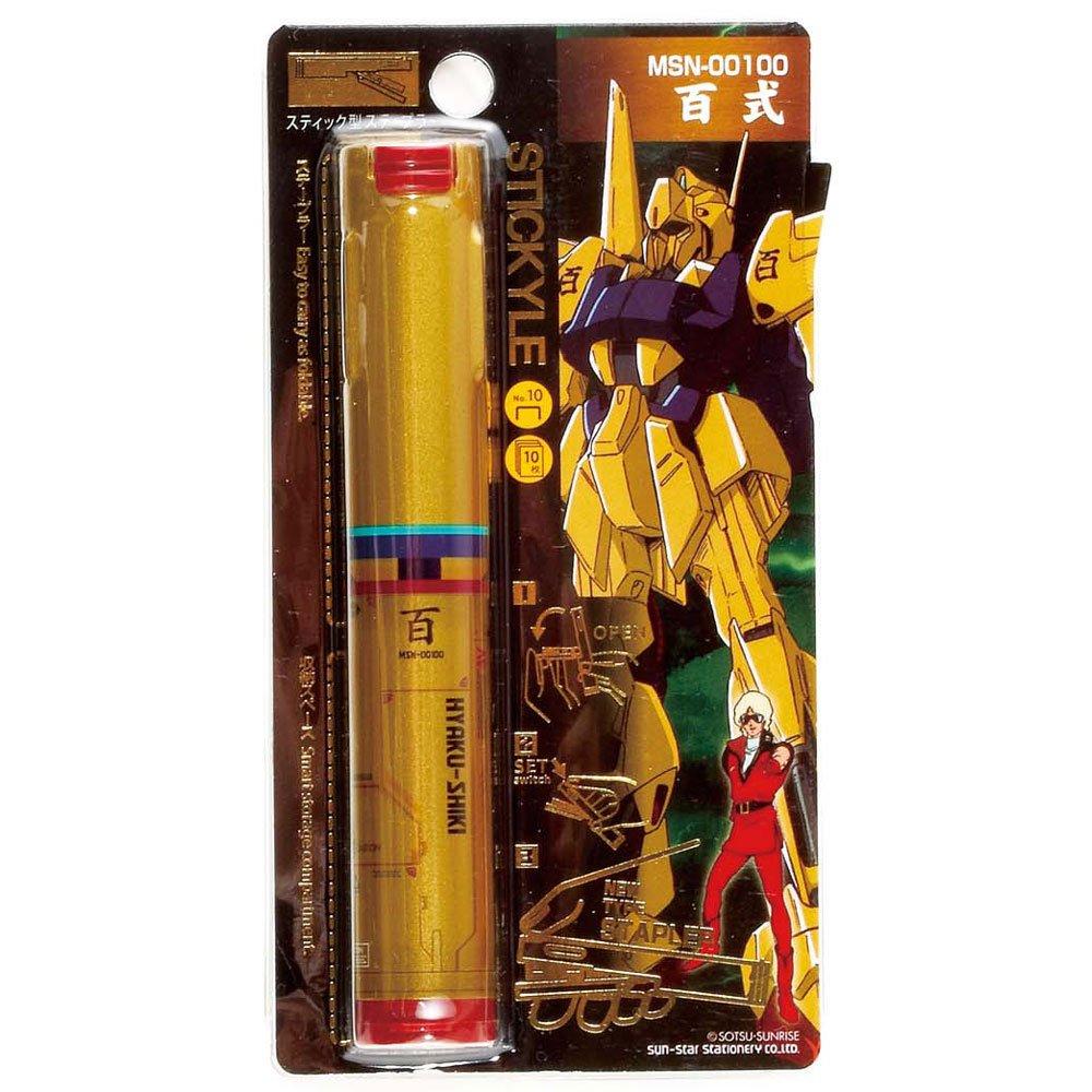 Sunstar Z Gundam pegajosa de Lumpur grapadora GS cientos de pegajosa Ecuaciones S4763483 (importado de Japón) 758311