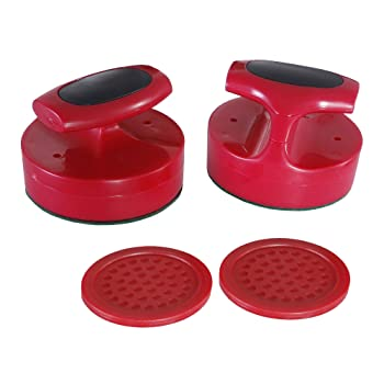 Best air hockey pucks and paddles