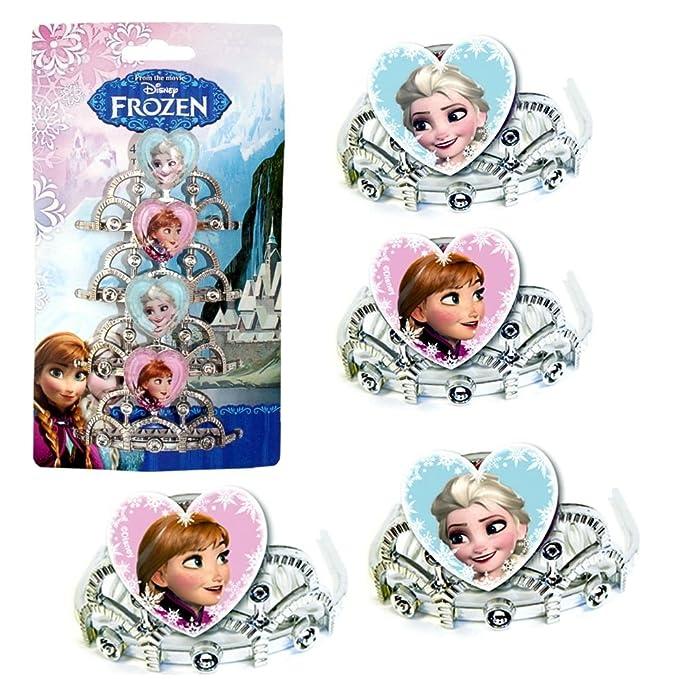 Disney Frozen - Fiestas y Cumpleaños - Diadema - Corona 4 ...