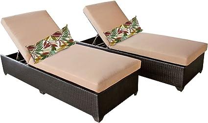 Amazon.com: TK Classics classic-2 X Classic chaise al aire ...