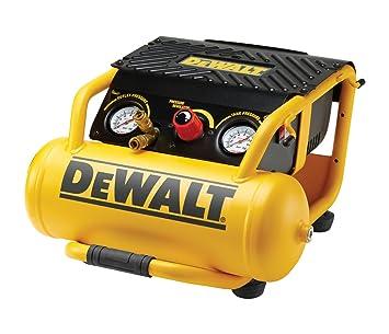 DeWalt Compresor (1500 W, 10 L, 10 bar, 2.0ps Fácil de inicio Motor, Motor, incluye 10 m aire línea) dpc10rc: Amazon.es: Bricolaje y herramientas